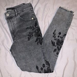Express high rise jegging!